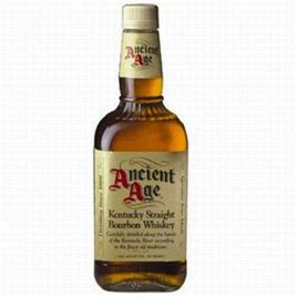Ancient Age Bourbon Kentucky Straight 10 Year 86@